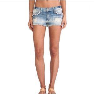 New! Wildfox Hello Legs Shorts